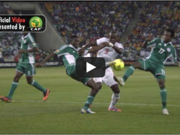 Nigeria Puchar Narodów Afryki 2013